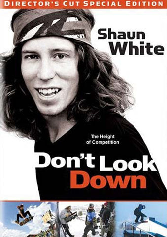 Don't Look Down - Shaun White (Director's Cut Special Edition) DVD Movie