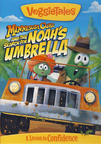 VeggieTales - Minnesota Cuke And The Search For Noah's Umbrella DVD Movie