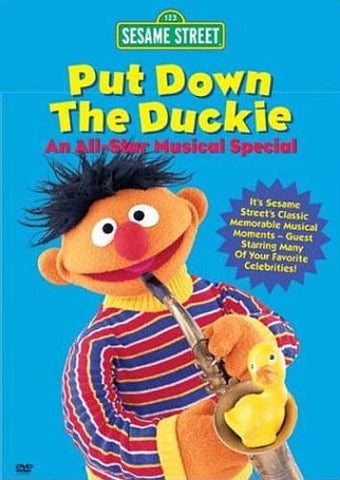 Put Down The Duckie - (Sesame Street) DVD Movie