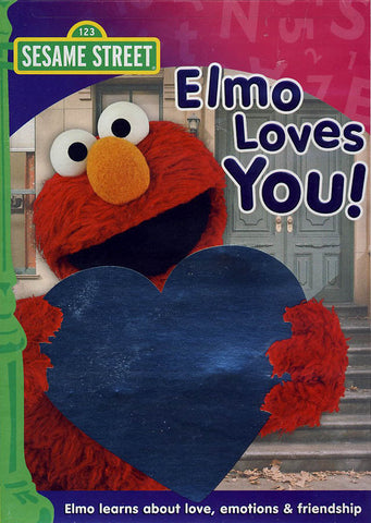 Elmo Loves You! - (Sesame Street) DVD Movie