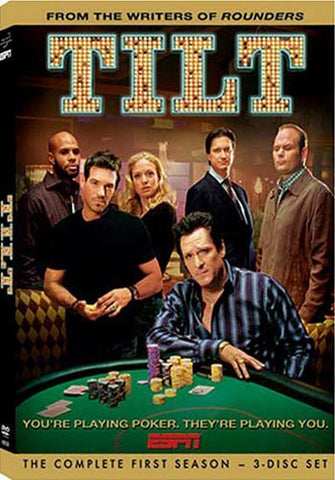 Tilt - The Complete First Season (Boxset) DVD Movie