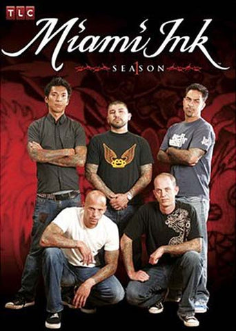 Miami Ink - Season 1 (Boxset) DVD Movie