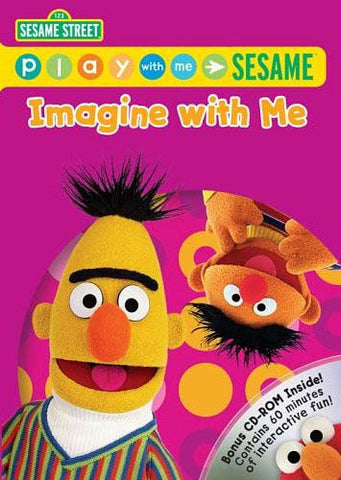 Imagine With Me - Play With Me Sesame - (Sesame Street) DVD Movie