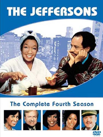 The Jeffersons - The Complete Fourth Season (Boxset) DVD Movie