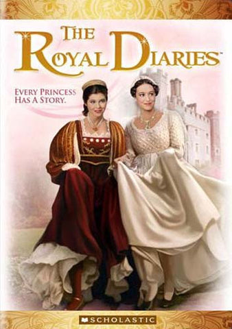 The Royal Diaries DVD Movie