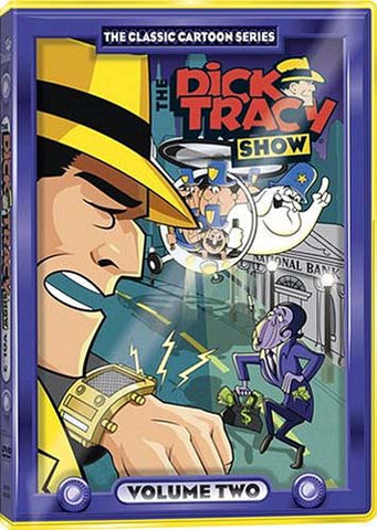 Dick Tracy Show - Vol. 2 DVD Movie