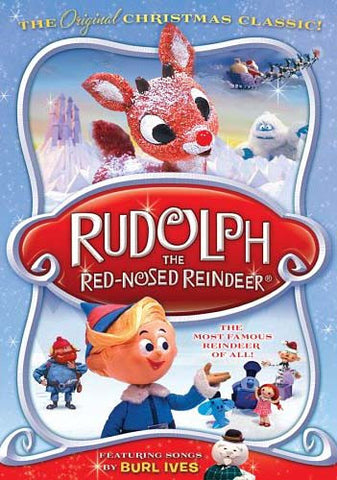 Rudolph The Red-Nosed Reindeer (The Original Christmas Classic!) DVD Movie