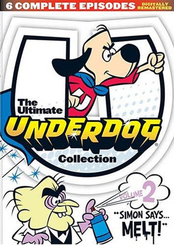 The Ultimate Underdog Collection - Volume 2 DVD Movie