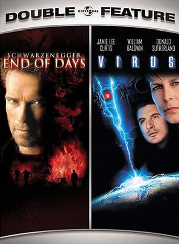 End Of Days / Virus (Double Feature) DVD Movie