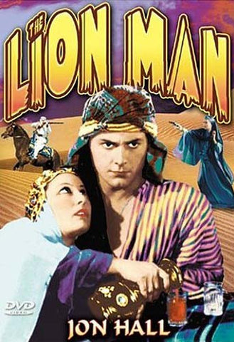 The Lion Man DVD Movie