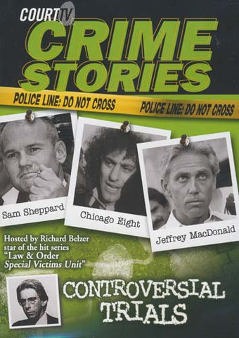 Court TV Crime Stories - Controversial Trials DVD Movie
