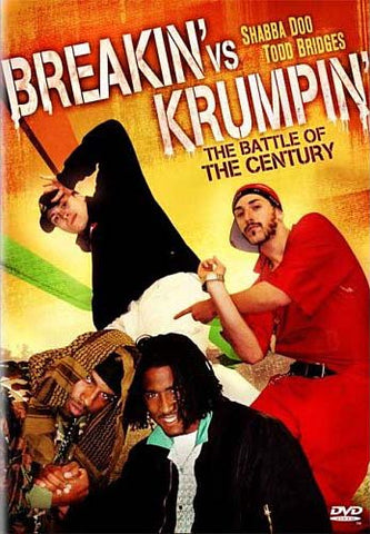 Breakin' vs. Krumpin' DVD Movie