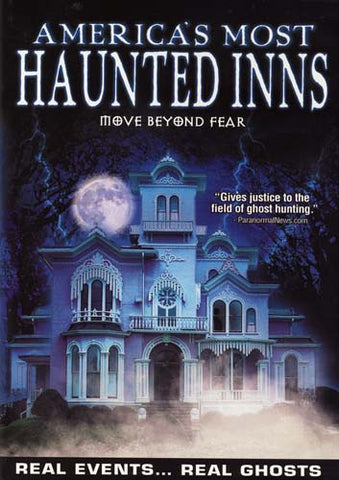 America's Most Haunted Inns DVD Movie