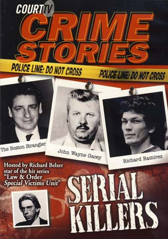 Court TV Crime Stories - Serial Killers DVD Movie