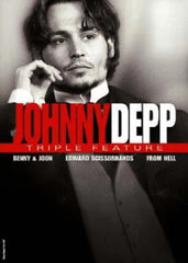 Johnny Depp Triple Feature (Triple Feature)