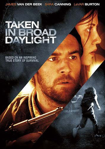 Taken in Broad Daylight DVD Movie
