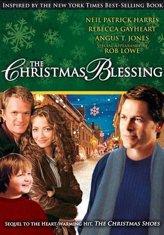 The Christmas Blessing DVD Movie