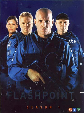 Flashpoint - The First Season (Boxset) DVD Movie