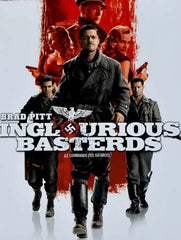 Inglourious Basterds (Single Disc) (Bilingual)