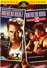 American Ninja 2: The Confrontation / American Ninja 3: Blood Hunt (Double Feature)