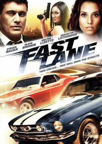 Fast Lane DVD Movie