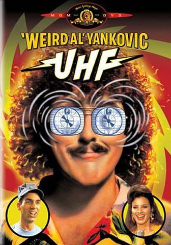 UHF (MGM) DVD Movie