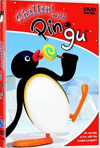 Chillin  With Pingu DVD Movie