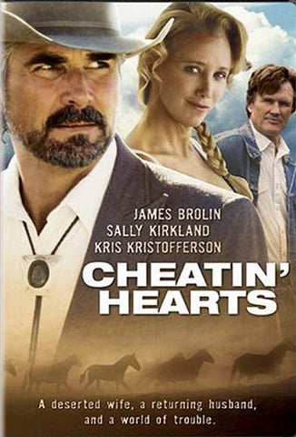 Cheatin' Hearts DVD Movie