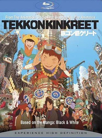 TekkonKinkreet (Blu-ray) BLU-RAY Movie