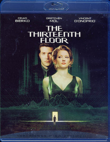 The Thirteenth Floor (Blu-ray) BLU-RAY Movie