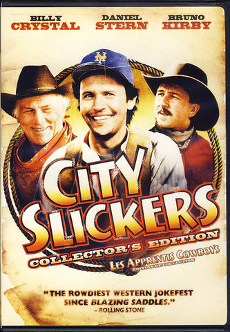 City Slickers (Collector's Edition)(Bilingual) DVD Movie