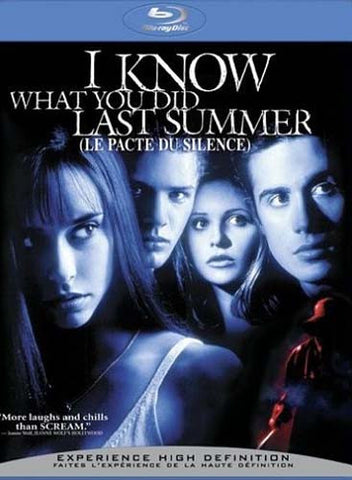 I Know What You Did Last Summer (Blu-ray) BLU-RAY Movie