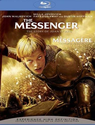 The Messenger - The Story of Joan of Arc (Blu-ray) BLU-RAY Movie