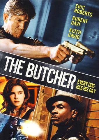 The Butcher (Eric Roberts) DVD Movie