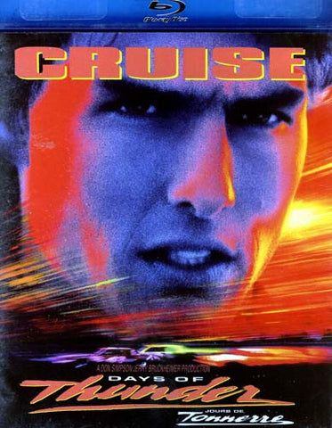 Days of Thunder (blu-ray) BLU-RAY Movie