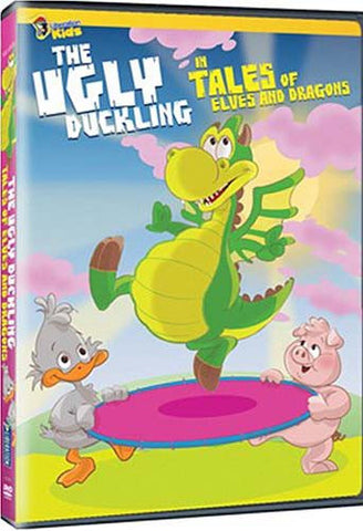 The Ugly Duckling in Tales of Elves and Dragons DVD Movie