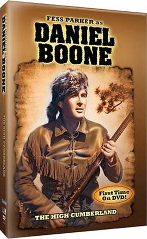 Daniel Boone - High Cumberland DVD Movie