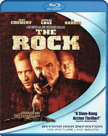 The Rock (Blu-ray) (USED) BLU-RAY Movie