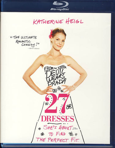 27 Dresses (Blu-ray) BLU-RAY Movie