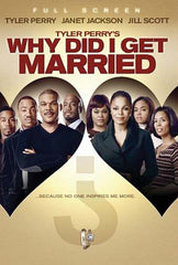 Why Did I Get Married (Tyler Perry's) (Full Screen)