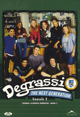 Degrassi - The Next Generation - Season 2 (Boxset) (Bilingual)