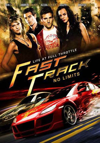 Fast Track No Limits DVD Movie