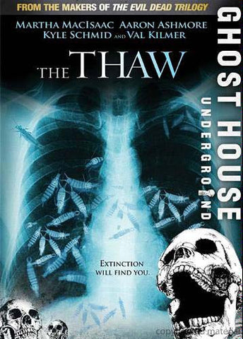The Thaw (Ghost House Under Ground) DVD Movie