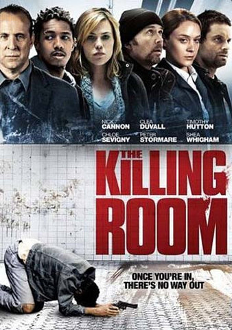 The Killing Room DVD Movie