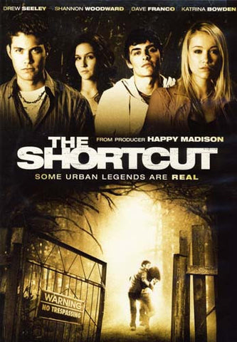 The Shortcut (Drew Seeley) DVD Movie
