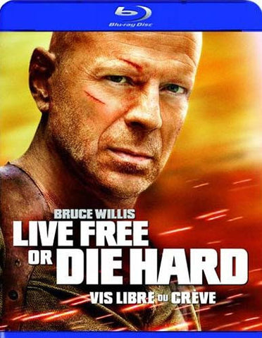 Live Free Or Die Hard (Blu-ray) (Bilingual) BLU-RAY Movie