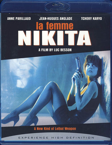 La Femme Nikita (Blu-ray) BLU-RAY Movie