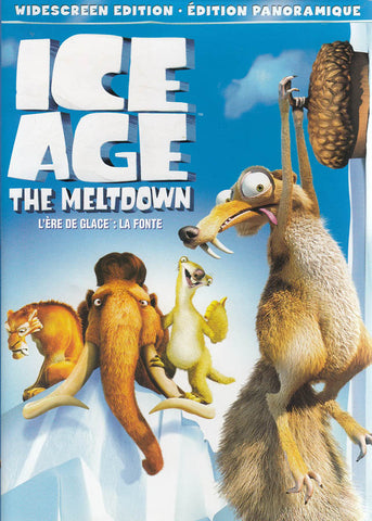 Ice Age - The Meltdown (Widescreen Edition) (Bilingual) DVD Movie
