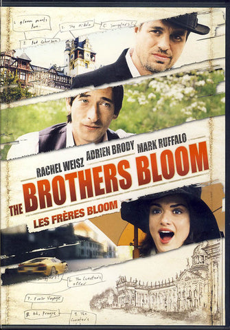 The Brothers Bloom (Bilingual) DVD Movie