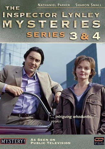The Inspector Lynley Mysteries - Series 3 & 4 (Boxset) DVD Movie